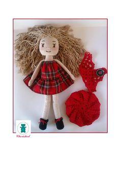 #crochetdoll #doll #hamdmade