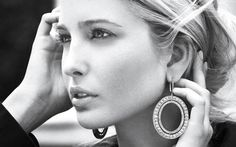Signature Oval Earrings #IvankaTrump