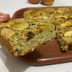 Cake Cookies, Banana Bread, Food And Drink, Low Carb, Snacks, Vegan, Healthy, Desserts, Banana Madura