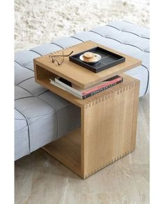 Lambert Werkstätten Deposito Table  via @homeadore --- #homeadore #design #designer #furniture #table #coffetable #sofatable #instahome #instadesign #architect #beautiful #home #homedecor #decor #decoration #interiordesign #interior #interiors #style #luxury #beautiful #product