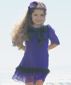 Another great find on Purple Balloon Dress - Toddler & Girls by Monkey Mae Toddler Girl Dresses, Toddler Girls, Flower Girl Dresses, Purple Balloons, Balloon Dress, Baby Couture, Girly Girls, Girl Clothing, I Dress