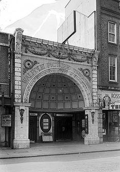 Walpole Cinema, Bond Street, Greater London Authority, 1937