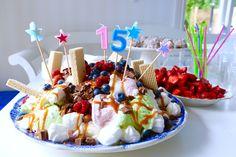 GLASSBOMB MED EXTRA ALLT Banana Cream, The Struts, Oreo, Goodies, Cream Pies, Party, Desserts, Glass, Food