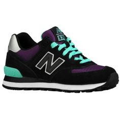 New Balance 574 - Women's - Running - Shoes - can't wait to get these. All my favorite colors