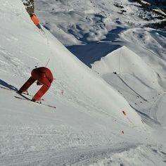record world speed skiing