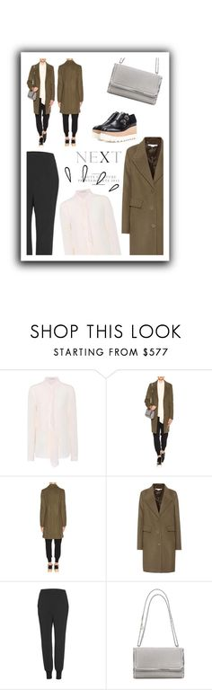 """""""Untitled #9122"""" by cherieaustin ❤ liked on Polyvore featuring STELLA McCARTNEY and Old Navy"""