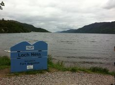 Visit Loch Ness and see if I get a glimpse at the Monster!