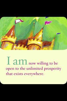 Louise Hay prosperity
