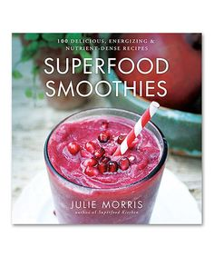 Love this Superfood Smoothies Hardcover on #zulily! #zulilyfinds