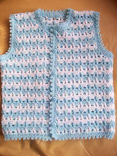 tig isi baby vest models – Raife Hamdioğlu – Join the world of pin Crochet Baby Sweaters, Crochet Baby Cocoon, Crochet Baby Clothes, Baby Knitting, Baby Vest, Baby Cardigan, Easy Knitting Patterns, Baby Patterns, Crochet Cardigan Pattern
