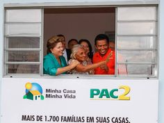 Canadauence TV: De olho no seu voto, a presidente Dilma Rousseff l...