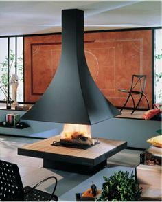 フードタイプ暖炉「ジュリエッタ 985 センターモデル」