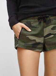tna alva shorts | aritzia s/s 16'