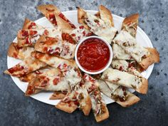 If you're searching for an easy and inexpensive appetizer for a crowd, the hunt stops here. These crispy, cheesy pizza sticks are the perfect snack to whip up for a Super Bowl spread, birthday party, or a casual family get-together. Besides being inherently kid-friendly, these tasty pizza sticks are endlessly customizable—just pile on your favorite toppings!