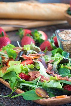 Breakfast Salad @FoodBlogs