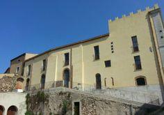 Palazzo Galvagno- Patti-Sicily