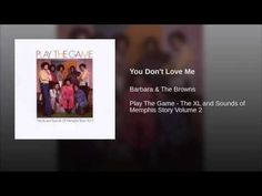 You Don't Love Me - YouTube