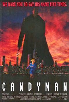El señor de los bloguiños: Candyman, el dominio de la mente (1992) de Bernard...