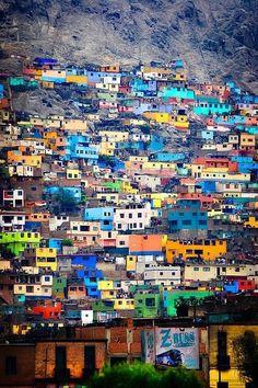 San Cristobal, Lima @ Peru!