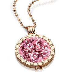 Love the bright colour and sparkle of this Mucho Hot Pink coin Old Coins, Jewelry Branding, Luxury Jewelry, Bracelet Watch, Jewerly, Hot Pink, Jewelry Accessories, Sparkle, Girly