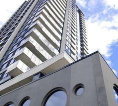 Quartier Pointe Nord – Evolo I Montreal Architecture, Architecture Design, Condominium, Interiores Design, Multi Story Building, Architecture Layout, Architecture