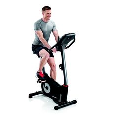 Schwinn 130 Upright Bike - There aren't as many recognizable names in the cycling world as Schwinn. Schwinn has taken 100 plus years of knowledge in the cycling industry and is now applying it to the fitness world in their upright bikes.