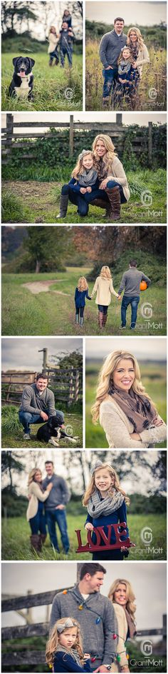Fall Family Portraits – Vancouver, WA / Portland, OR