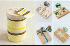 Gifts packaging