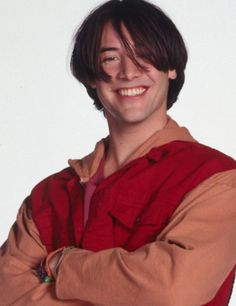 "Keanu Reeves - "" Bill and Ted's Bogus Journey """