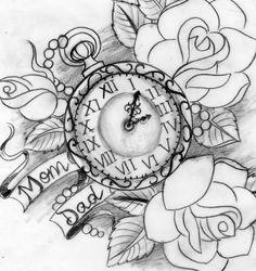 tattoo sketches   Tattoo Shop Confessions: Sketch