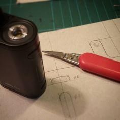 Carton model for iStick Pico leather case by Malafola #malafola #malafolacases #madeinitaly #vapecommunity #vape #vaping #eleafistick #eleaf #istick #istickpico #instavape #vapelove #customized #ecigcases #ecig #workinprogress #sigarettaelettronica #accessories #ecigarette #lab #vegtanleather #leather #handmade #workinprogress #design #fashion #prototype #lab