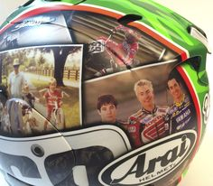 """Nicky Hayden Indianapolis 2014 - """"The First Family of Racing"""""""