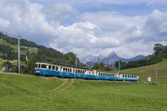 Swiss Railways, Travelogue, Switzerland, Old Things, Iron, Trains, Locomotive, The Fifties