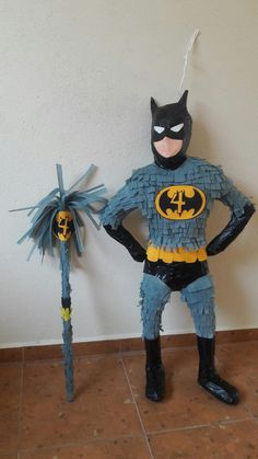 Piñata Batman Retro