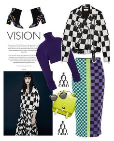 """""""Vision"""" by naturalbornstyler ❤ liked on Polyvore featuring Versace, Jacquemus, Yves Saint Laurent, Proenza Schouler, Christian Dior, versace, FallColors and Fall2016"""