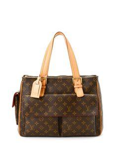 Louis Vuitton Multipli Cite Shoulder Bag - Vintage