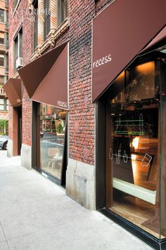 Recess Yogurt Bar & Café | New York