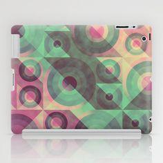 Rainbow 02 iPad Case by VessDSign - $60.00
