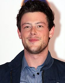 Cory Allan Michael Monteith (May 11, 1982 – July 13, 2013) was a Canadian actor and singer, known for his role as Finn Hudson on the Fox television series Glee from 2009 until his death in 2013.