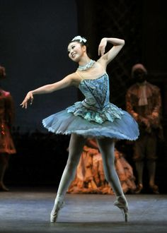 Princess Florine - Shiori Kase  English National Ballet's 'Sleeping Beauty'