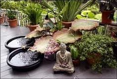 5 Essential Feng Shui Garden Elements Feng Shui Garden and Meditation Space…easy to do. Create in Feng Shui GarHow To Feng Shui Your GarThe Essential Feng Shui R Yoga Garden, Meditation Garden, Garden Water, Garden Oasis, Feng Shui Landscape, Landscape Design, Meditation Corner, Meditation Space, Feng Shui Fountain