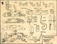 aiming a flintlock pistol - Google Search