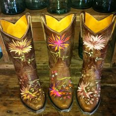 Old Gringo Ellie Cowgirl Boots. RiverTrail Mercantile, North Carolina.