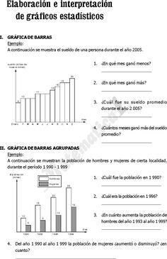 Actividad sobre gráficas y datos para Matemáticas de Primaria ...