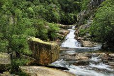 Rio Umia - Fervenza de Segade - Caldas de Rei - Pontevedra.