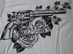 Bildergebnis für revolver tattoo women