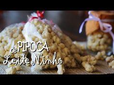 COMO FAZER PIPOCA DE LEITE NINHO | RECEITA RÁPIDA | DIKA DA NAKA - YouTube