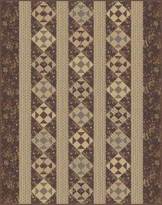 Charleston quilt kit