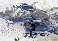 Airbus Helicopters proporcionará servicios a los EC145 de la Gendarmerie Nationale y de la Sécurité Civile francesas