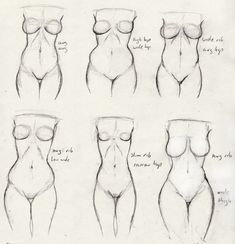 Drawing anatomy dump, part 2. Dump harder..